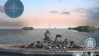 Ultimate Sea Battle 3D Stage 3 Mission 20 Boss