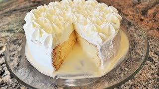 Tres Leches Cake Or Pastel Homemade Recipe By Mommy Is A Chef Episode 78 Scratch
