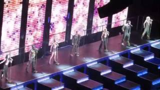 s club 7 you o2 arena 17th may 2015