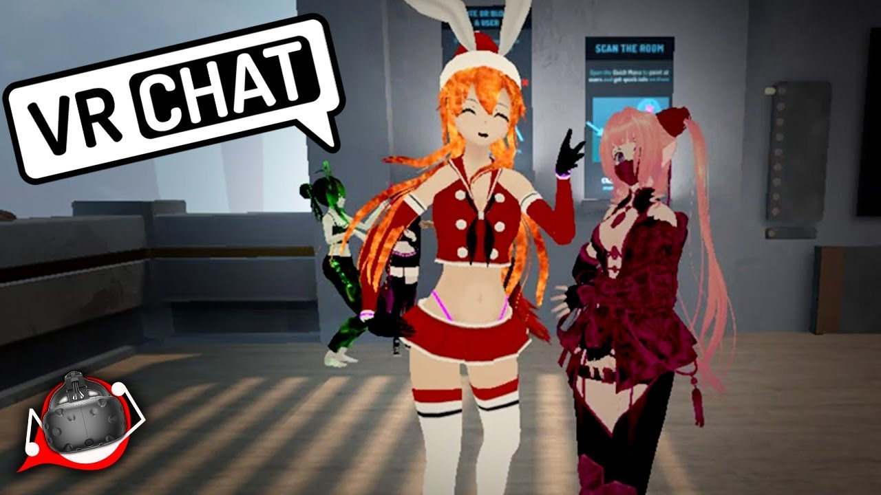 Black Betty [Caravan Palace] - VRChat Full Body Tracking Dancing Highlight - YouTube