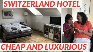 Gambar cover Switzerland Hotel l Cheapest and Luxurious Accomodation l Interlaken
