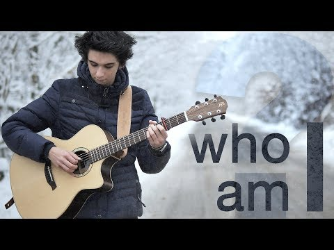 Who Am I - Casting Crowns (Fingerstyle Guitar Cover by Albert Gyorfi) [+TABS]