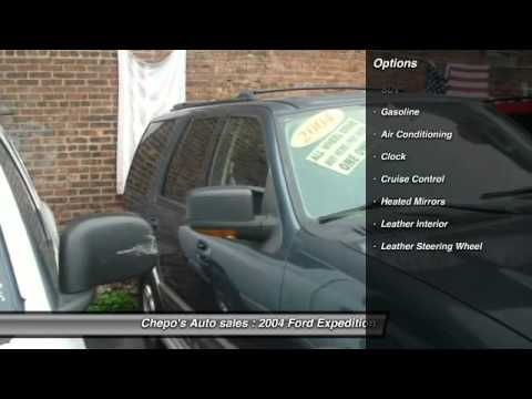 2004 Ford Expedition Eddie Bauer 5.4L Newark NJ 07104