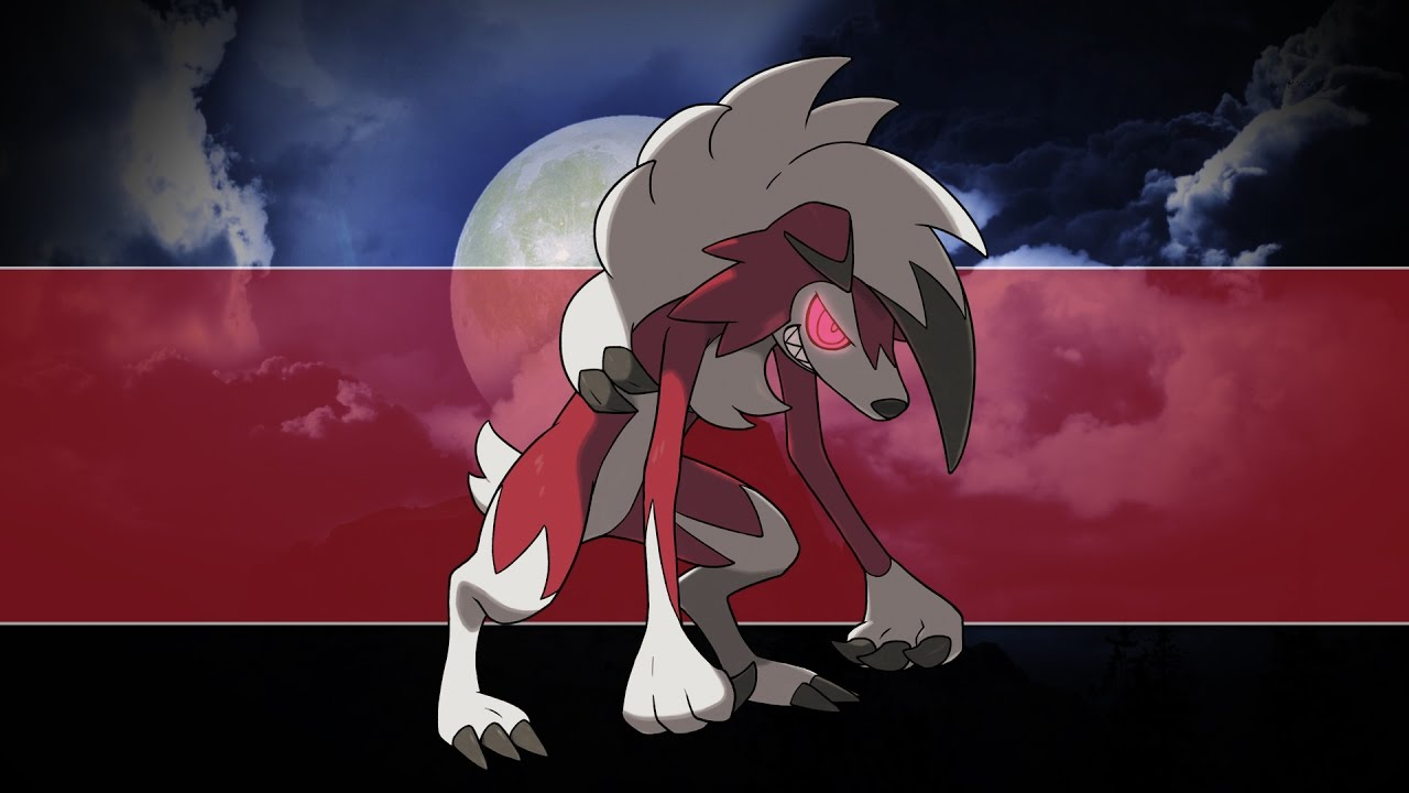 Best Nature For Lycanroc Midnight