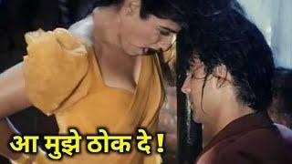 Intresting facts about mohra movie, mohra movie scene, hsfilms, akshay kumar, sunil shetty, raveena