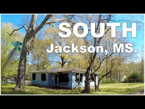 The WORST Hoods & Ghettos of South Jackson Mississippi