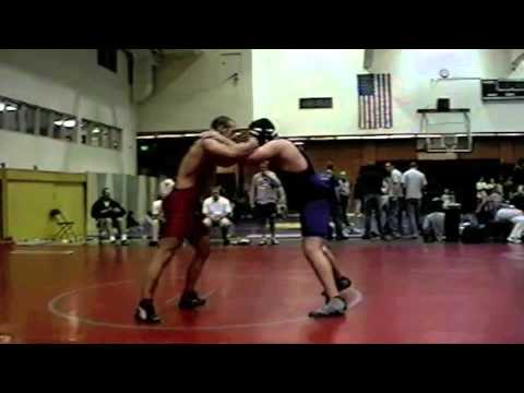 2004 McMullen Open: Rob MacDonald Folkstyle Match #2