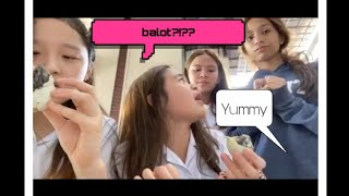 EATING FILLIPINO FOOD CHALLENGE WITH MARY PACQUIAO MUKBANG!!! (먹방)