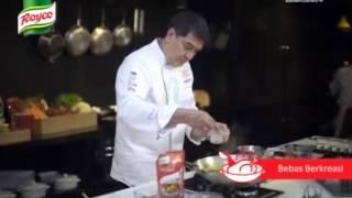Iklan Royco Profesional Chef - Vindex Tengker