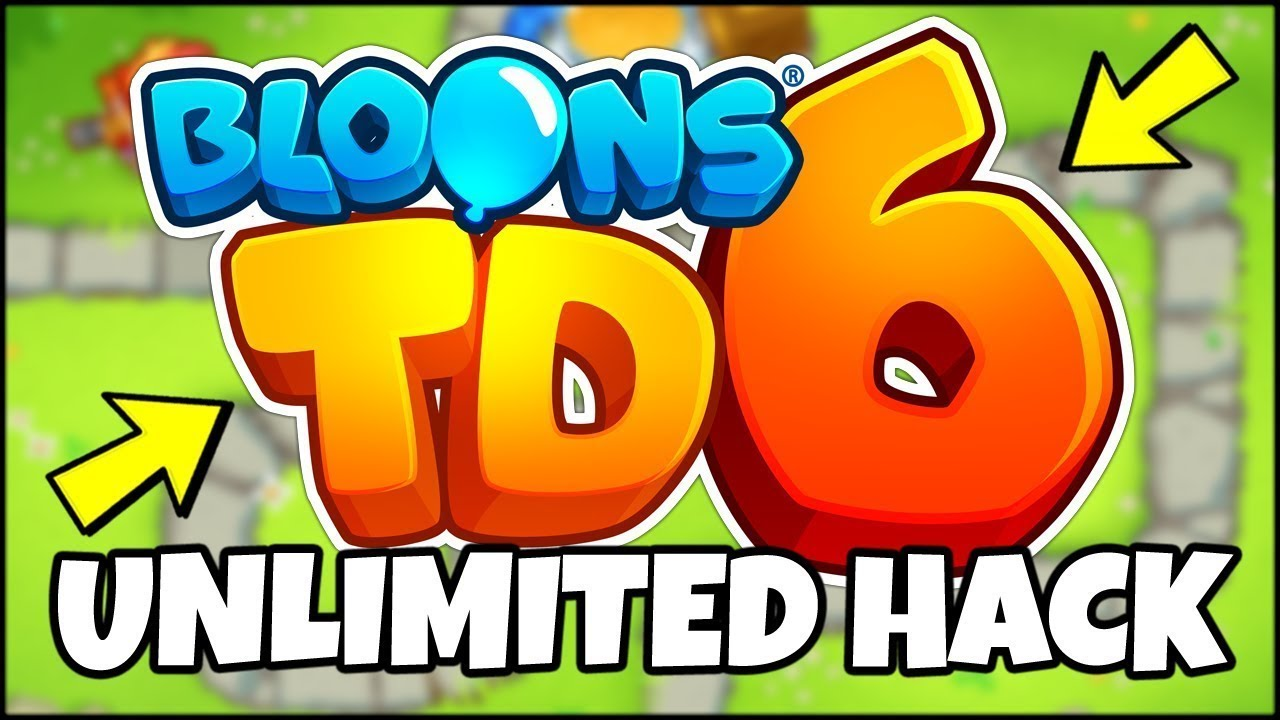 BLOONS TD 6 UNLIMITED COINS HACK!!!! (PC Edition)