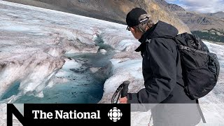 Melting ice and glaciers could lead to water crisis