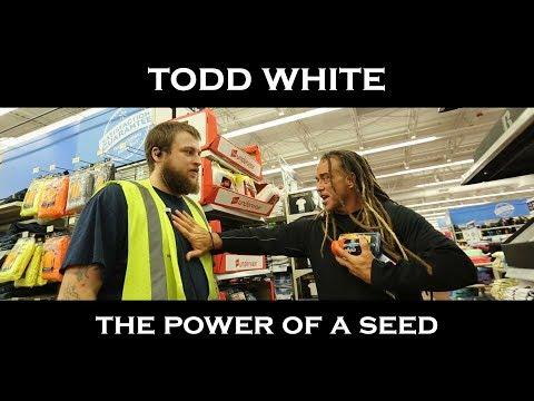Todd White - The Power Seed - Shopping Testimonies