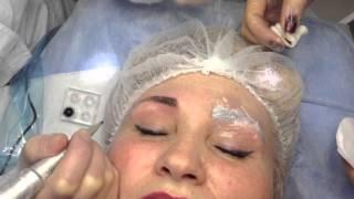 АирисКом обучение практика по татуажу бровей