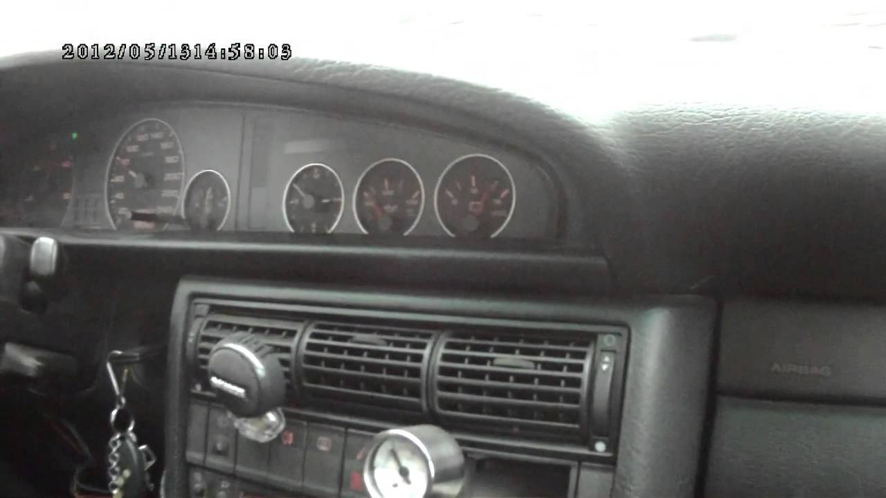 динамика разгона audi a6 2.5 tdi allroad 2004