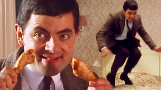 The HOTEL Trip (Try Not To Laugh) | Mr Bean Full Episodes | Mr Bean Official