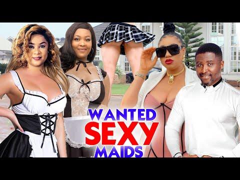 Wanted Sexy Maids Season7&8 (New Movie)Onny Michael,Queeneth Hilbert & Uju Okoli 2021Nigerian Movie