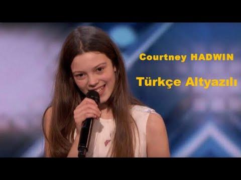 Download Amerika'nın 13 Yaşındaki Yeteneği ALTIN ZİL Courtney Hadwin