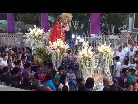 Good Friday Procession 2017 Paombong, Bulacan