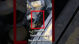 Modified Universal Throttle Motor to Kobelco