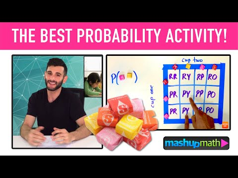 YOUR NEW FAVORITE PROBABILITY ACTIVITY