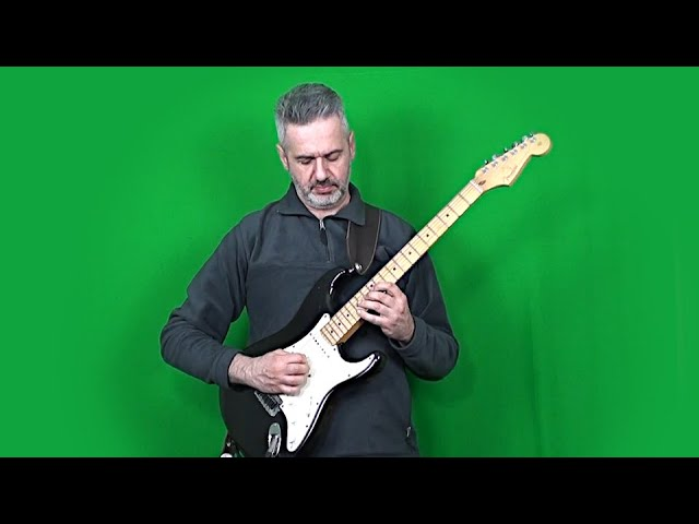 PAUL GILBERT's solo on SUPERSTITION (Stevie Wonder) played by MARCELLO ZAPPATORE