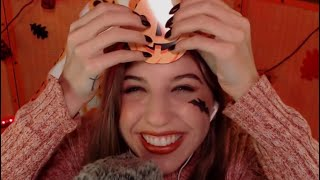 Fluffy, Cozy, UNPREDICTABLE Tingles ASMR ~ Fall Tingle Mingle ❤️🍂❤️