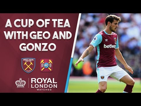 Cup of tea with Geo & Gonzo #20 | Nordtveit and Oxford leave West Ham Utd