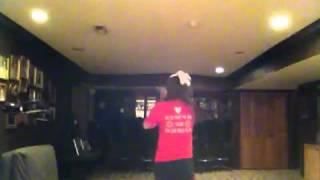 Palatine Cheerleading Tryout Dance 2012