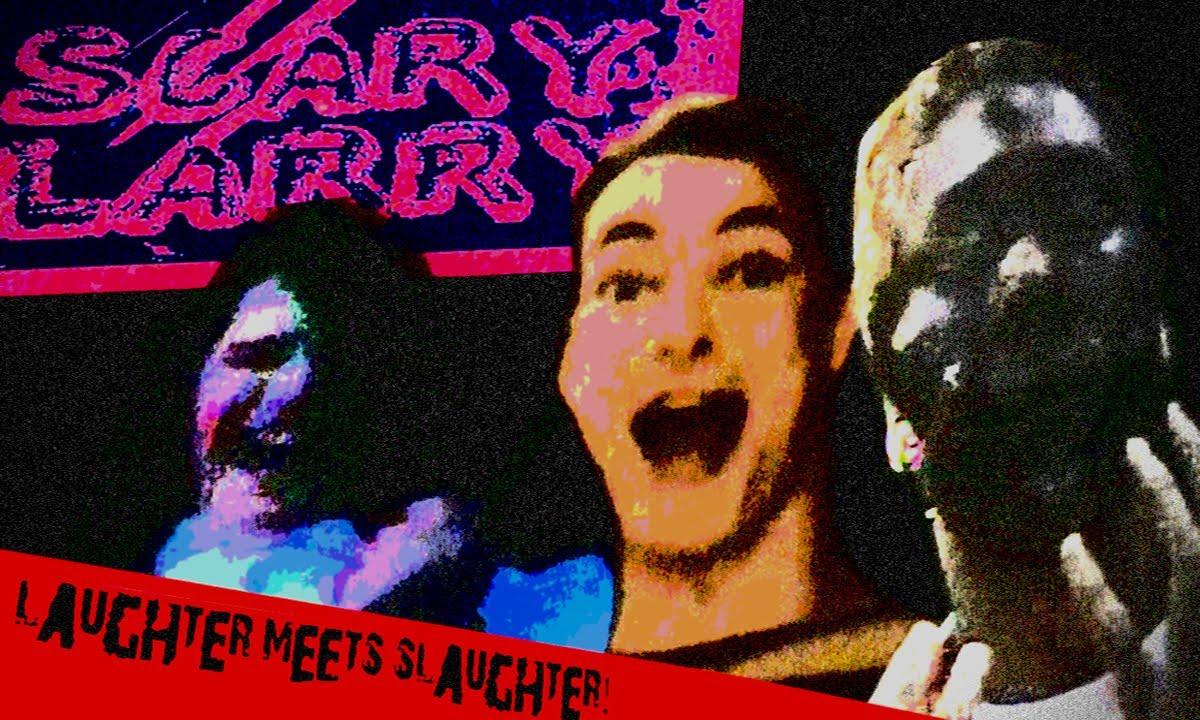 SCARY LARRY (80's Slasher Parody, 2010)