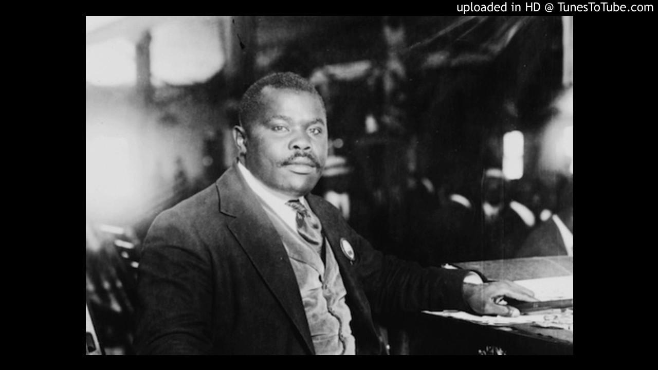 Full Marcus Garvey Speech