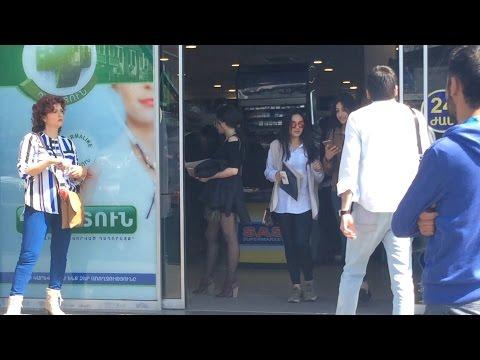 Yerevan, 19.04.17, We, Video-2, Abovyanits, Pyshkini Dprotsov, Teryan
