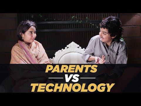 Parents vs Technology | MostlySane