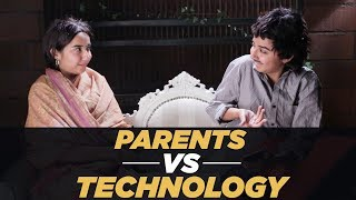Parents vs Technology | MostlySane