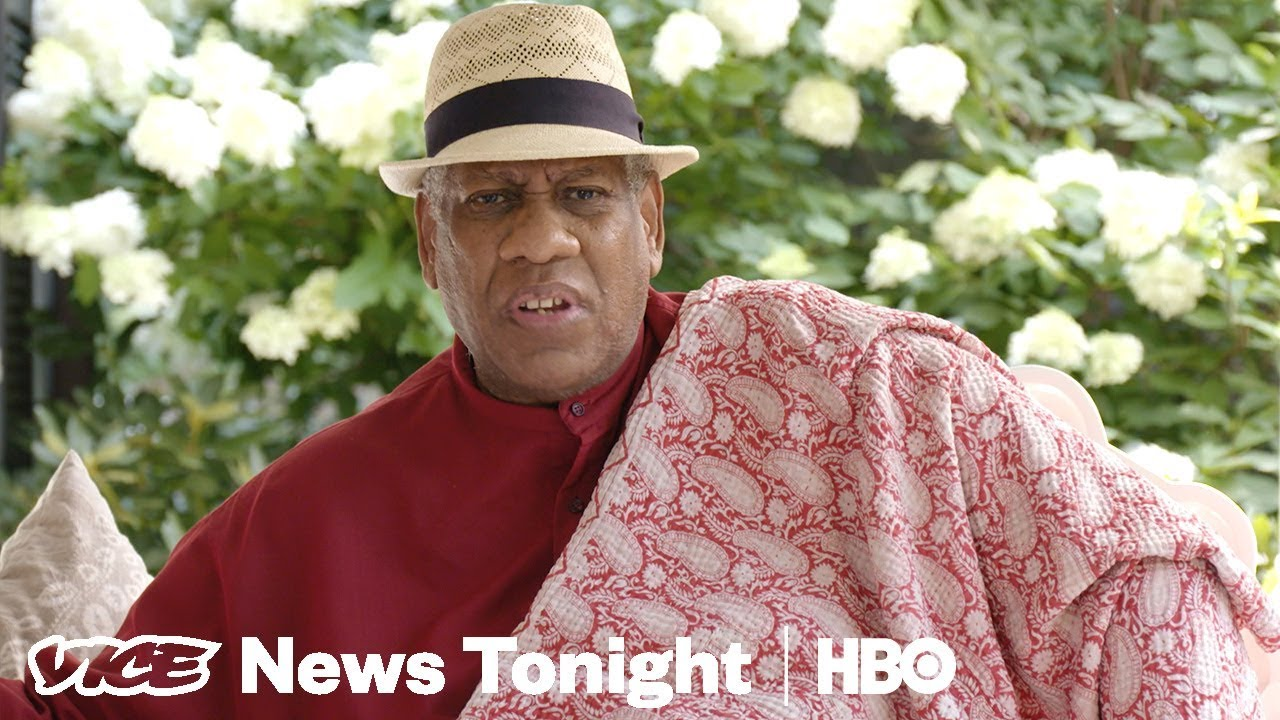 Fashion Legend André Leon Talley Critiques Paul Manafort's Expensive Clothes (HBO)
