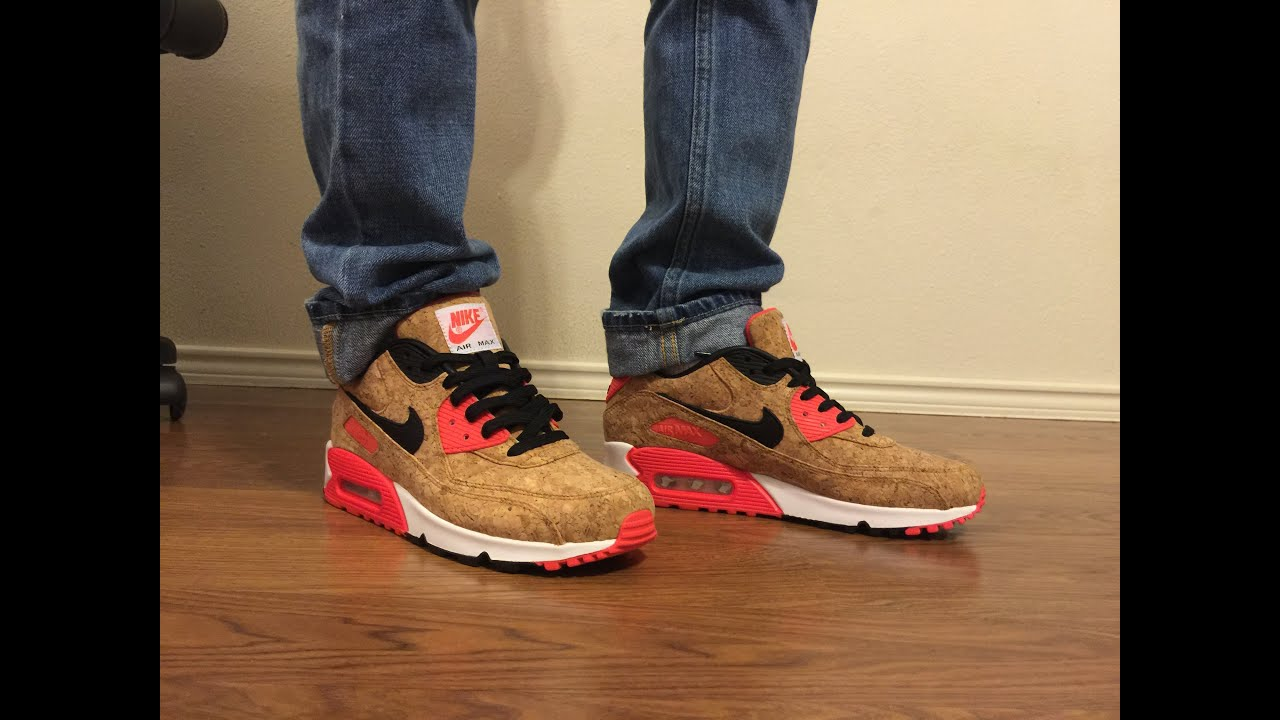 nike air max 90 cork stores in the mall