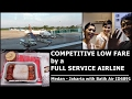FULL SERVICE with Low Fare | Batik Air Medan to Jakarta Trip Report