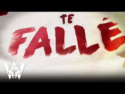 Wolfine - Te Fallé | Video Lyric