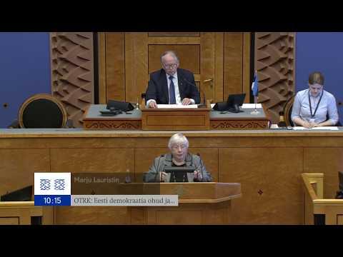 Riigikogu istung, 21. september