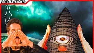 """Ist Jim Carrey verrückt geworden? Und was ist mit den ,,geheimen Zeichen der Illuminati""""?"""