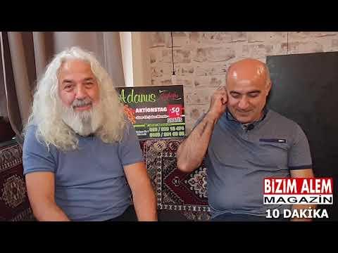 Bizim Alem Magazin 10 Dakika Programı Konuk : Şahin Yücel