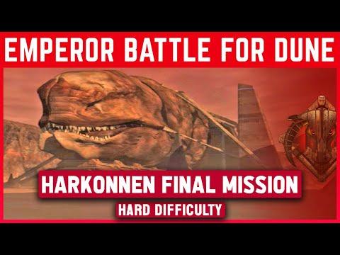 Emperor: Battle For Dune - Harkonnen - Last Mission [Hard]