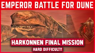 Emperor: Battle for Dune - Harkonnen - Last Mission [Hard]
