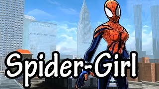 Spider-Man Unlimited: Spider-Girl Suit Overview/Showcase