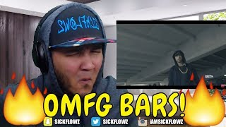 Eminem Rips Donald Trump In BET Hip Hop Awards Freestyle Cypher REACTION!!