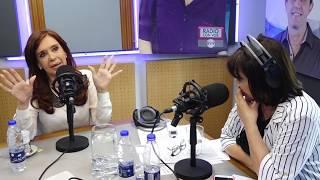 Cristina con la Negra Vernaci - Entrevista completa