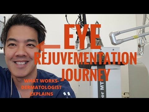Eye Rejuvenation - my journey