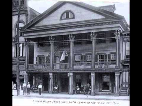 History of Tamaqua, PA in 4:30