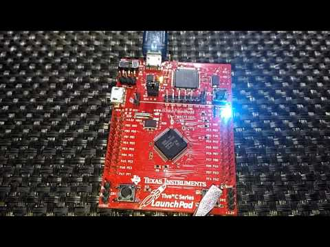 Embedded Project - Tiva c tm4c123g by Umut Kazan