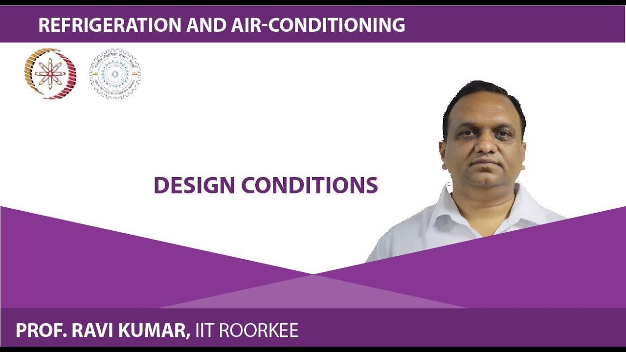 Design Conditions