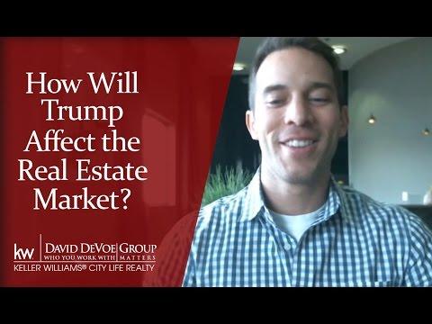 Hoboken Real Estate: Trump Market Predictions